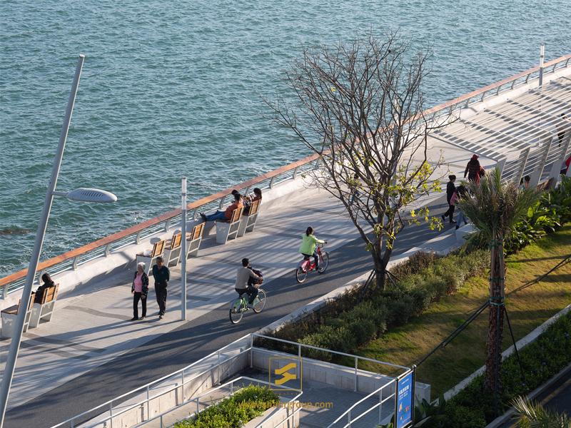 طراحی فضای شهری در شمال - طراحی فضای شهری در مازندران - طراحی فضای شهری در بابل - طراحی فضای ساحلی در مازندران - طراحی فضای ساحلی در جاده کناره