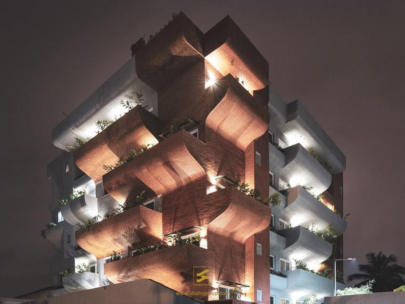طراحی آپارتمان در بابل - طراحی آپارتمان در چالوس - طراحی آپارتمان در بابلسر - طراحی آپارتمان مدرن در مازندران -  طراحی آپارتمان مدرن شمال